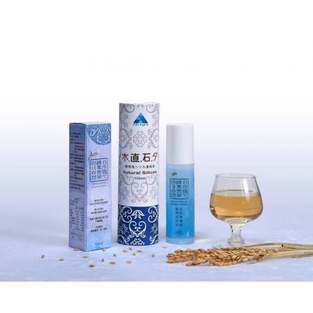 木直石夕植物性硅素水